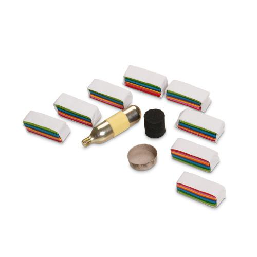 Reload Kit for Reloadable Confetti Cannon - 50cm - Tissue