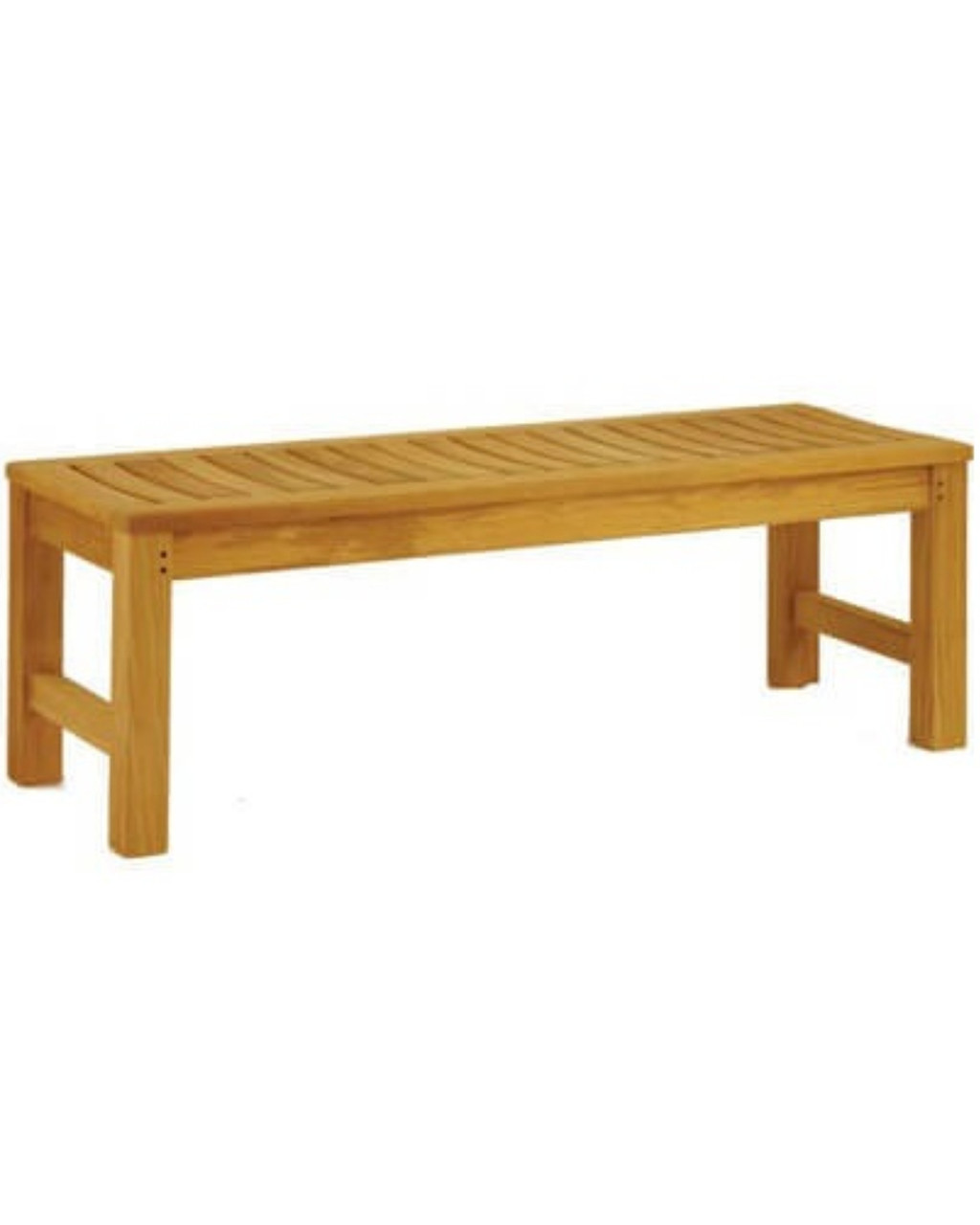 Kingsley Bate Waverley 4 Backless Bench Wv40