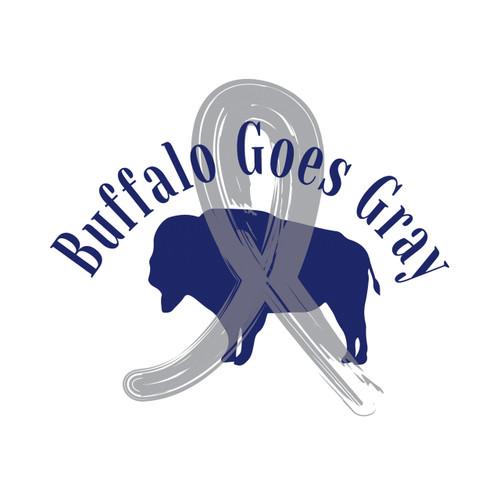 Buffalo Goes Gray