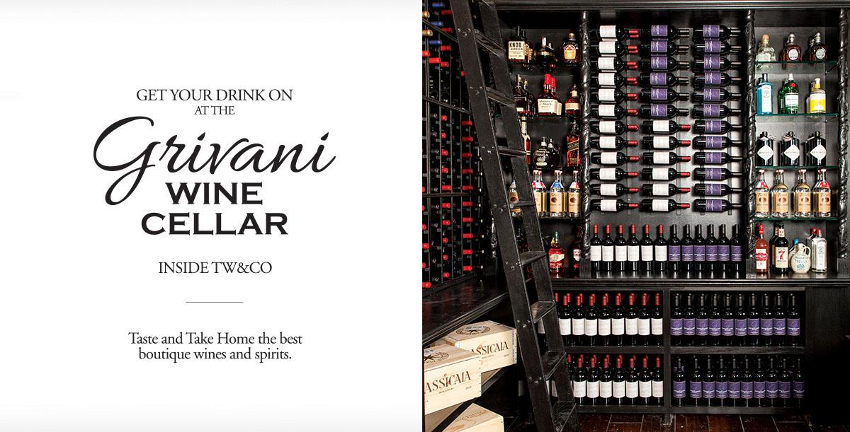 grivani wine cellar