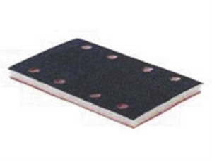 Interface Sander Backing Pad for RTS 400 / LS 130 Sanders, 80X133, 1 Pack
