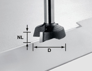 Plane Router Bit for Edge Banding