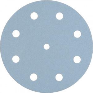 Granat Abrasives for ETS 125 / RO 125 / ETS EC 125 Sanders, 40-1500 Grit, 50-Pack