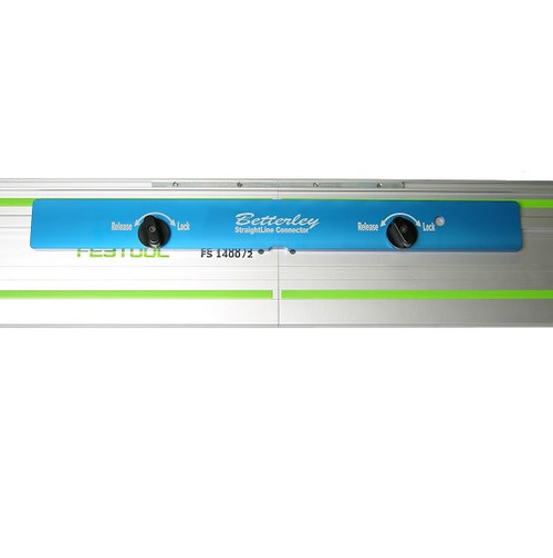Betterley Straightline Guide Rail Connector (Festool/ Makita/ Dewalt)