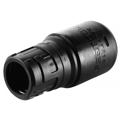 Locking Dust Extraction 27mm Tool Connector