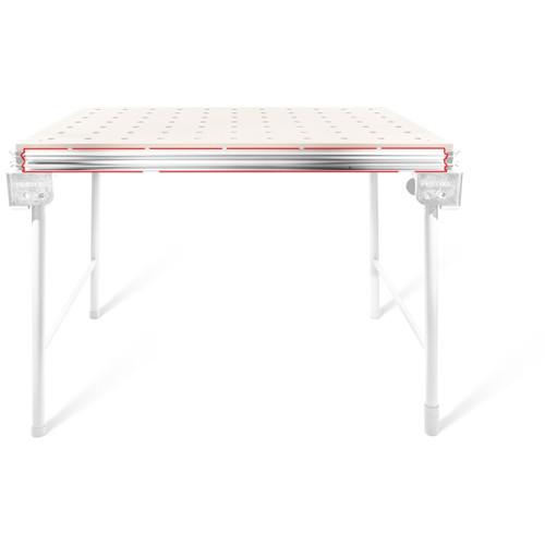 MFT/3 Long Side Aluminum Profile