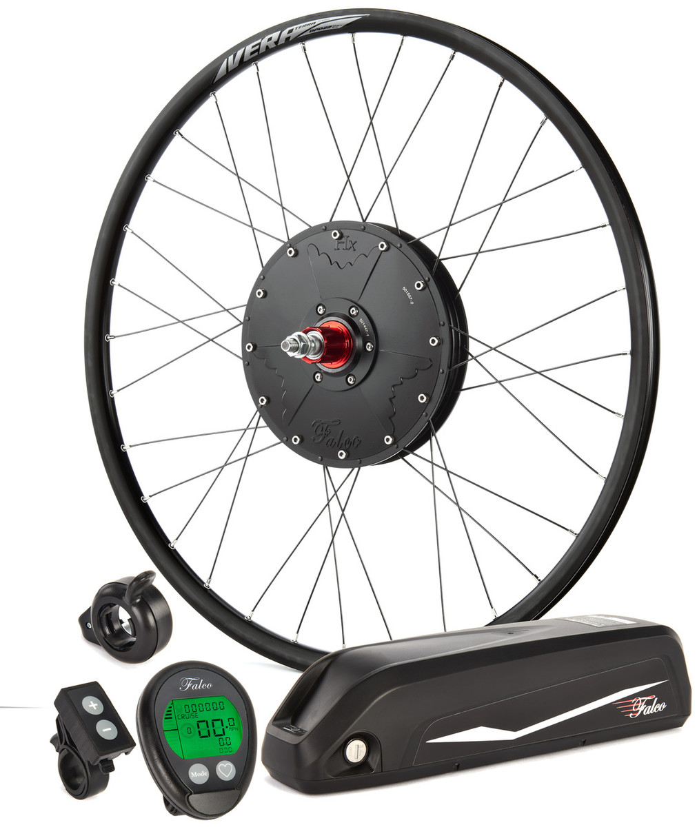 f7.7 750W/672Wh eBike System from Falco