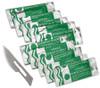 Scalpel Blades, #24, 10 pack