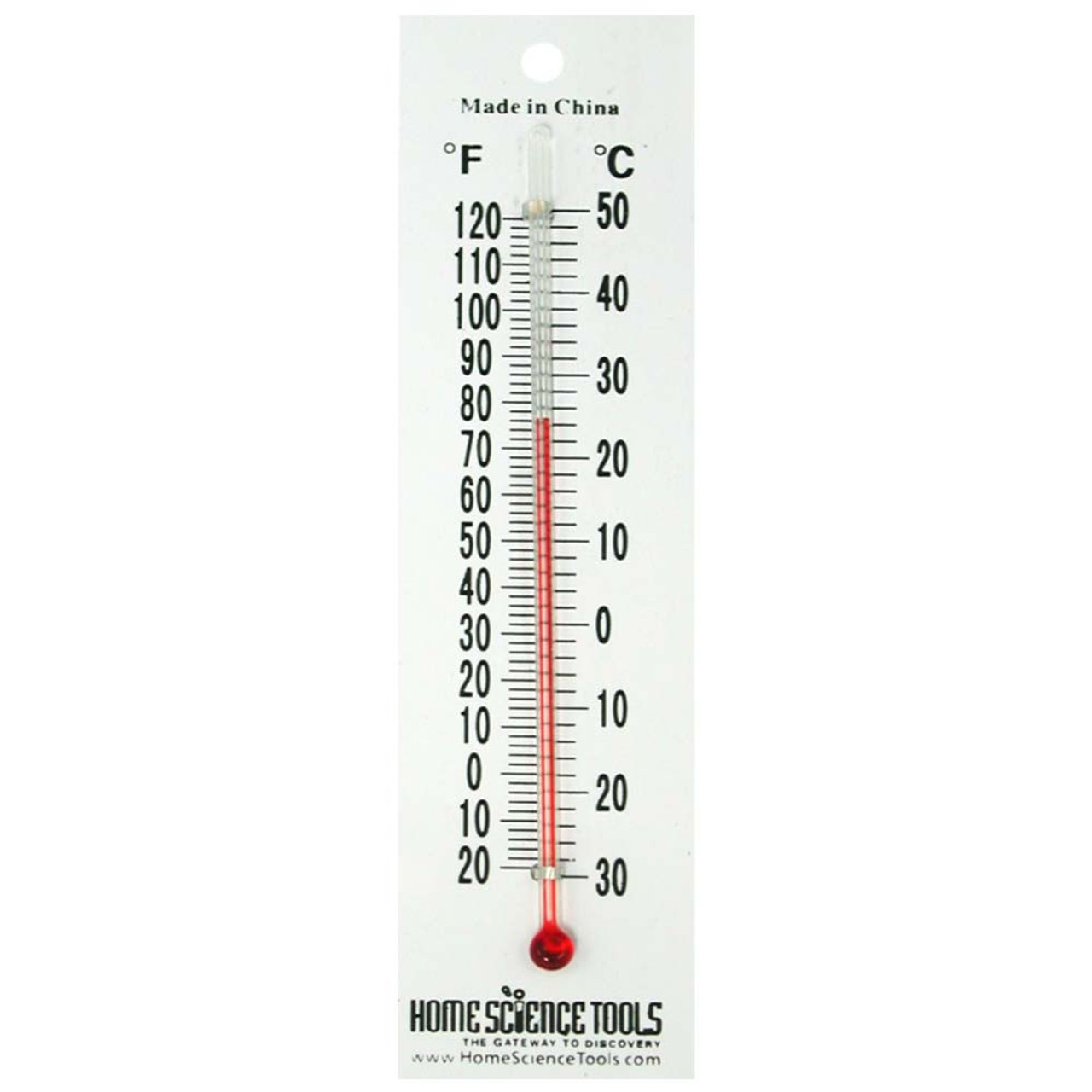 Why in the thermometer should it be mercury