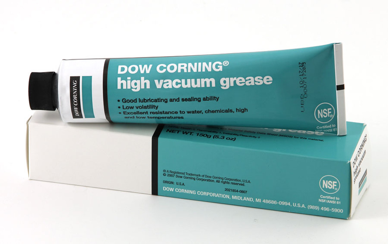 Vacuum Grease Dow Corning High Vacuum Grease From Home