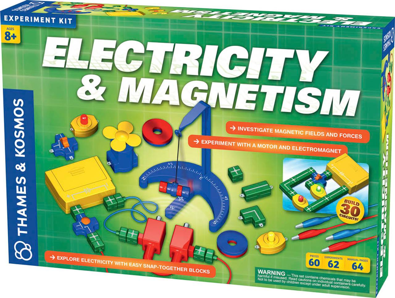 Electricity Amp Magnetism Kit Thames Amp Kosmos