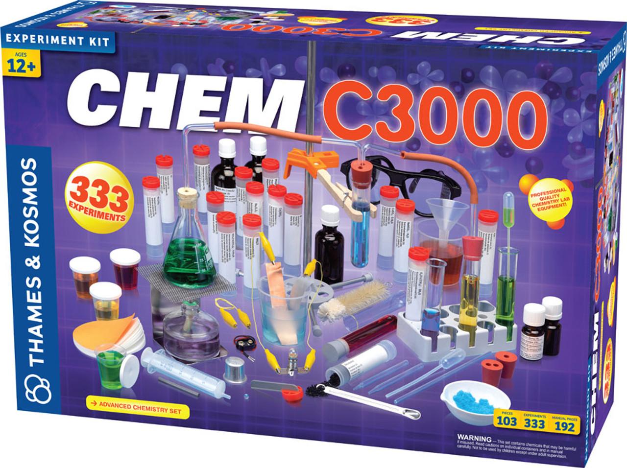 Chemistry Set For 12 Year Olds Thames Amp Kosmos Chem