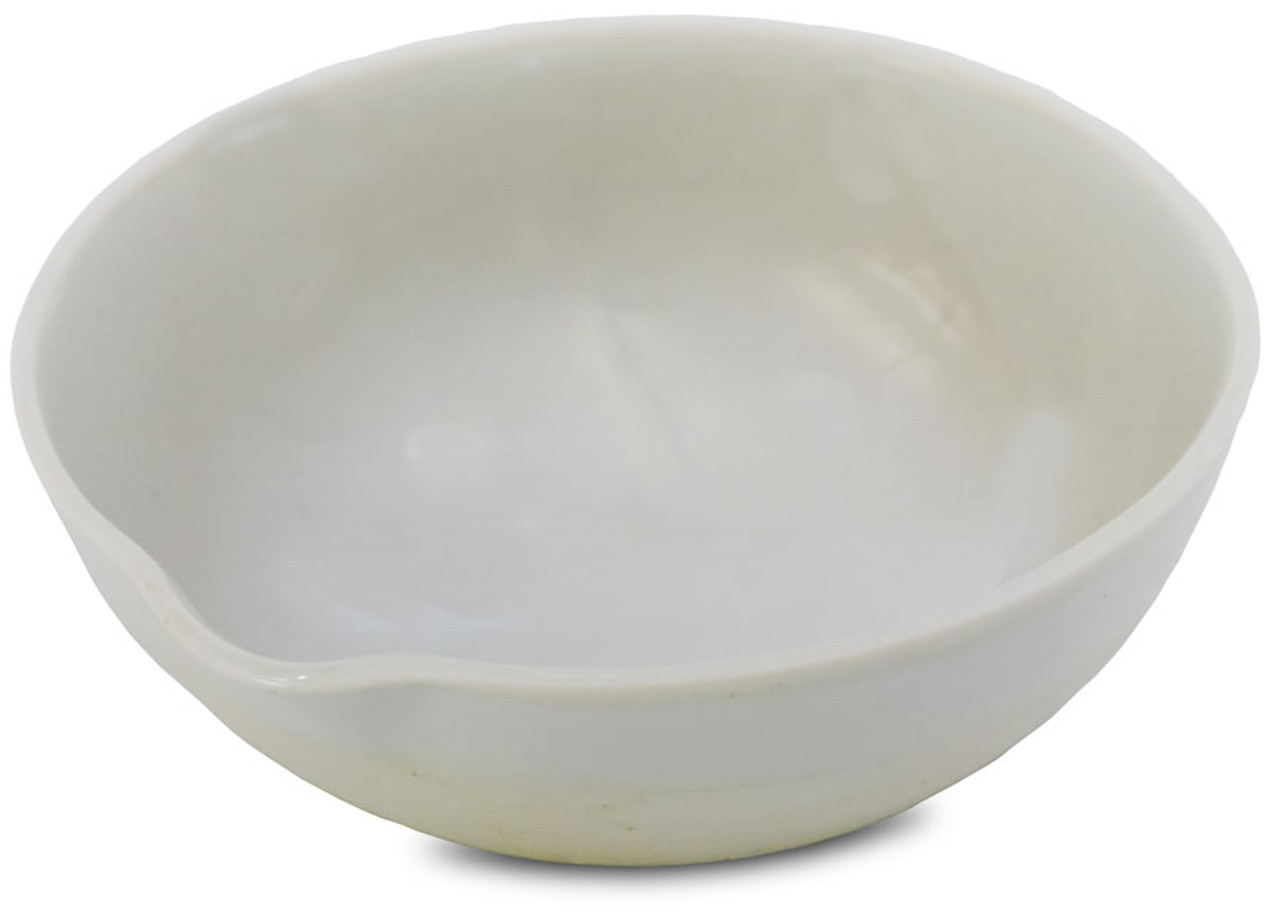 Evaporating dish with 35 ml capacity and 60 mm diameter