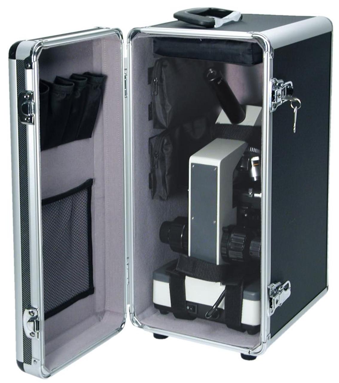 microscope gift guide - deluxe microscope case