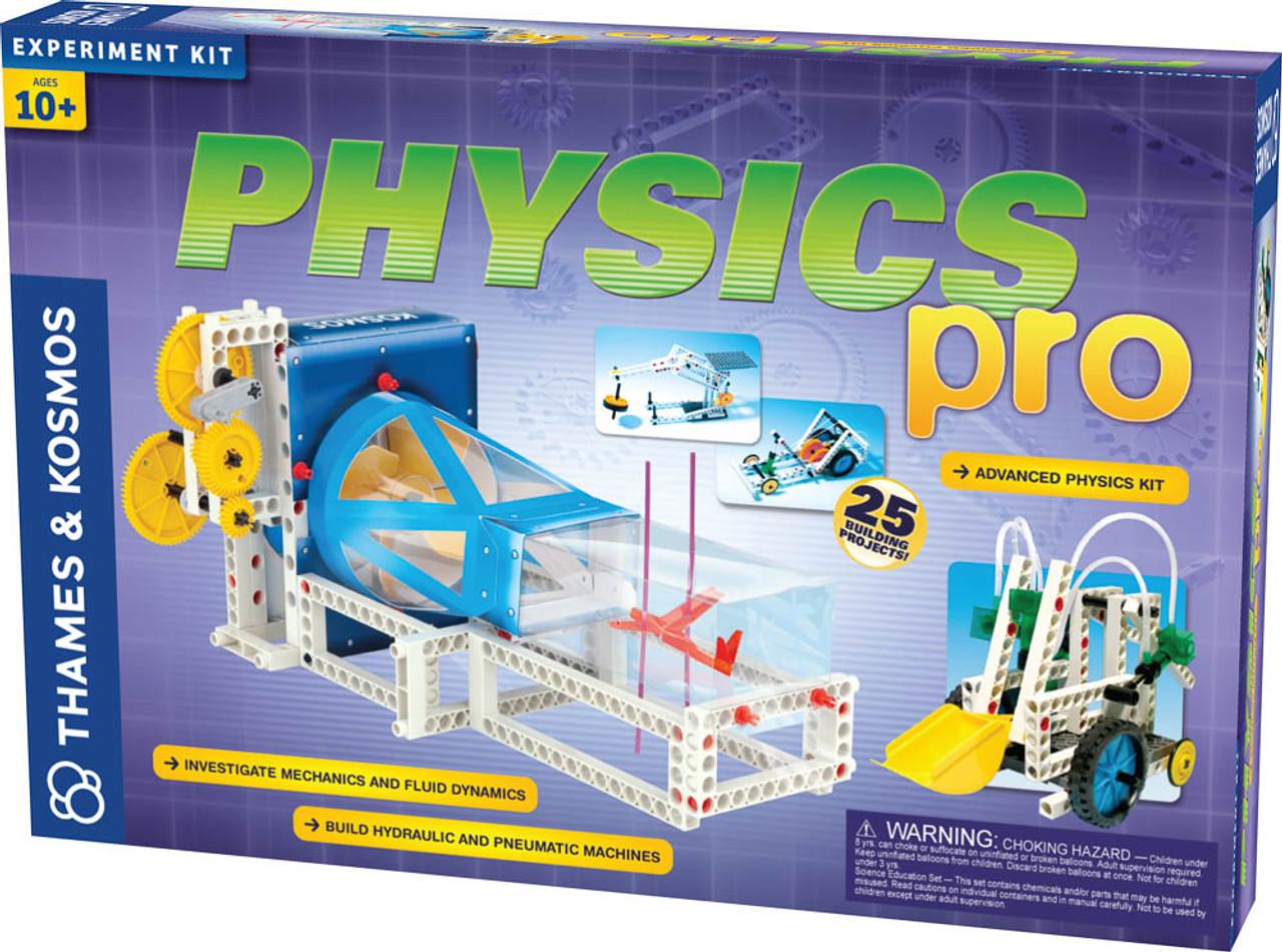 Thames Kosmos Physics Pro Kit V2