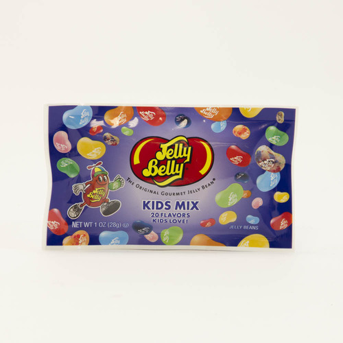 Jelly beans, 1 oz