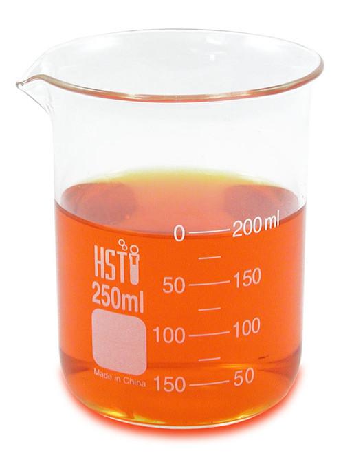 Beaker, glass, 250 ml