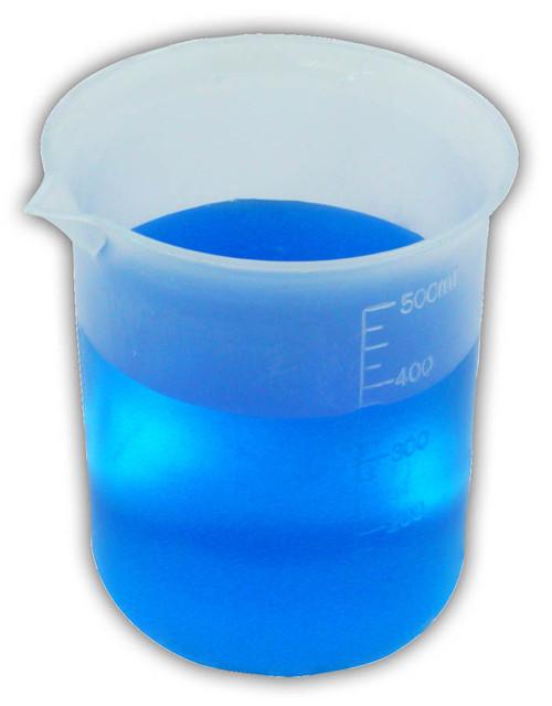 Beaker, polypropylene, 500 ml