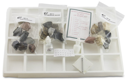Know Your Rocks Study Kit