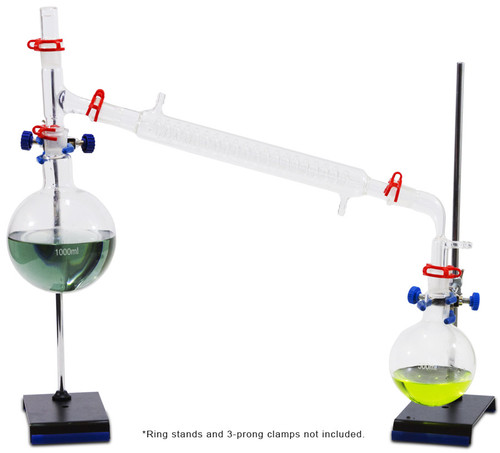 Vacuum Distillation Organic Glassware Set