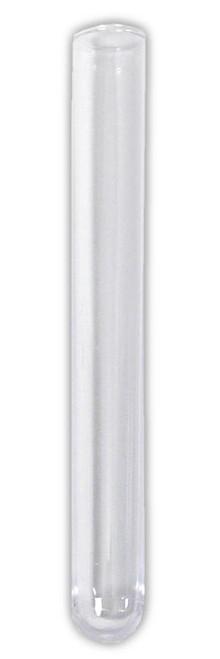Test Tubes, polystyrene, 13 x 100 mm, 12 pack