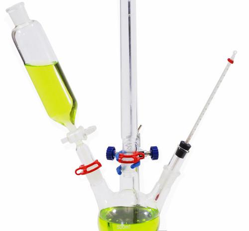 Organic Chemistry Deluxe Glassware Set, 26 Pieces