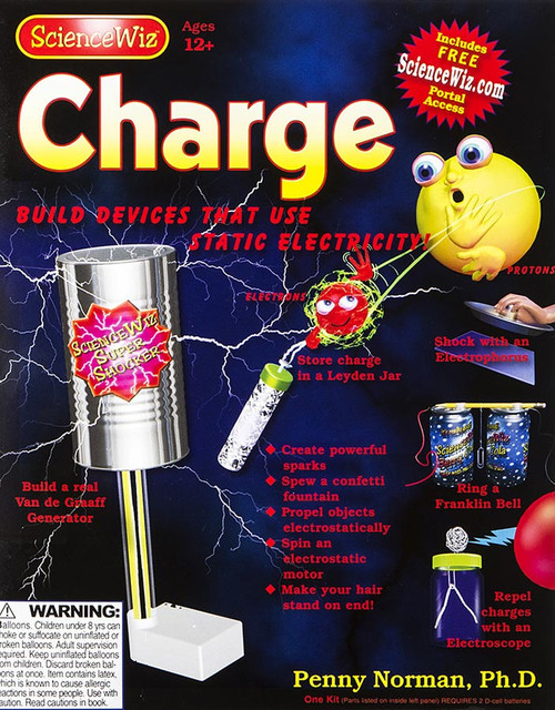 Science Wiz Charge! Kit