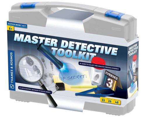 Thames & Kosmos Master Detective Toolkit