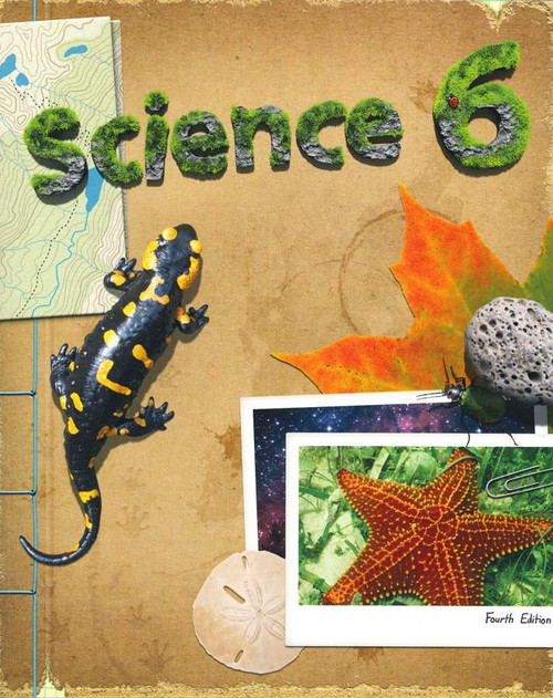Bob Jones Science 6 Textbook