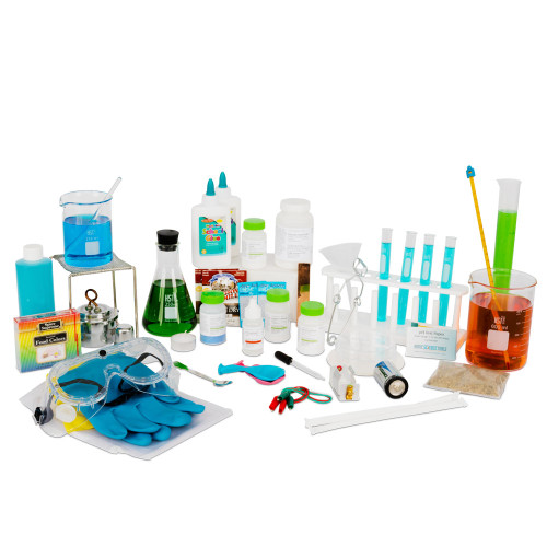 Complete Introduction to Chemistry Kit