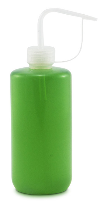 Wash Bottle, 500 ml, Narrow Mouth