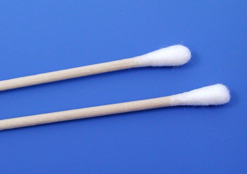 Swab applicator, sterile