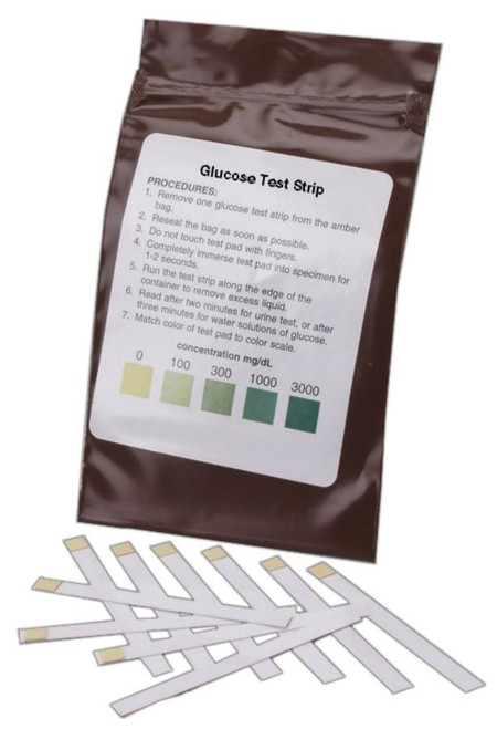 Glucose Test Strips, 50 pack