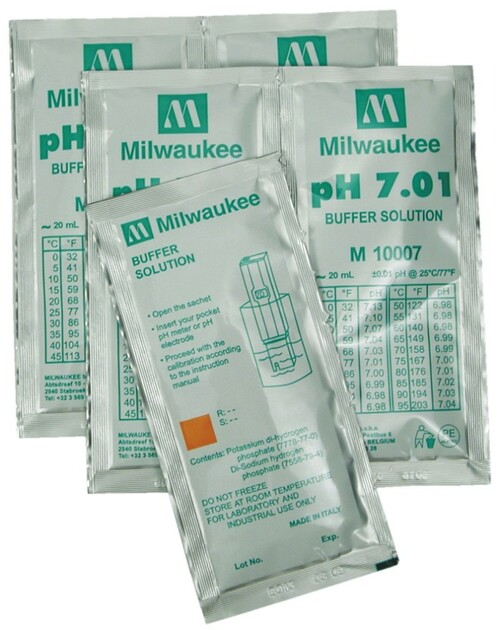 pH 7.0 Calibration Solution, 5 packets