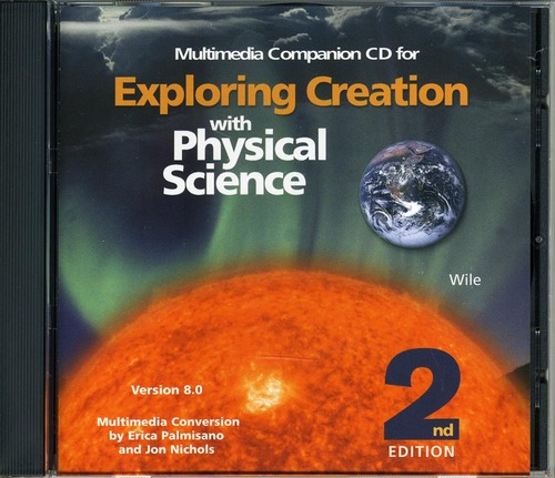 Apologia Physical Science Companion CD