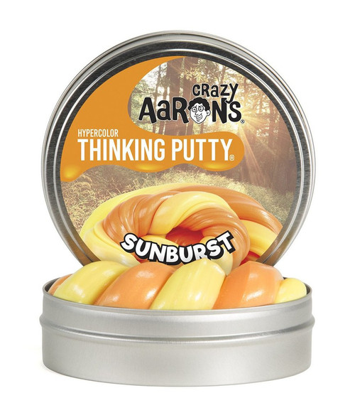 Sunburst Yellow Thinking Putty