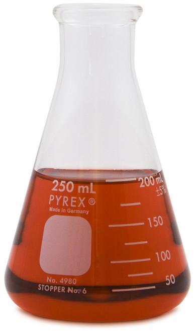 PYREX Erlenmeyer Flask, 250 ml