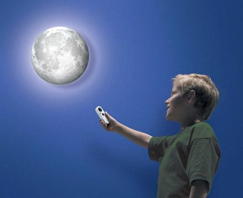 Moon in My Room Lunar Light