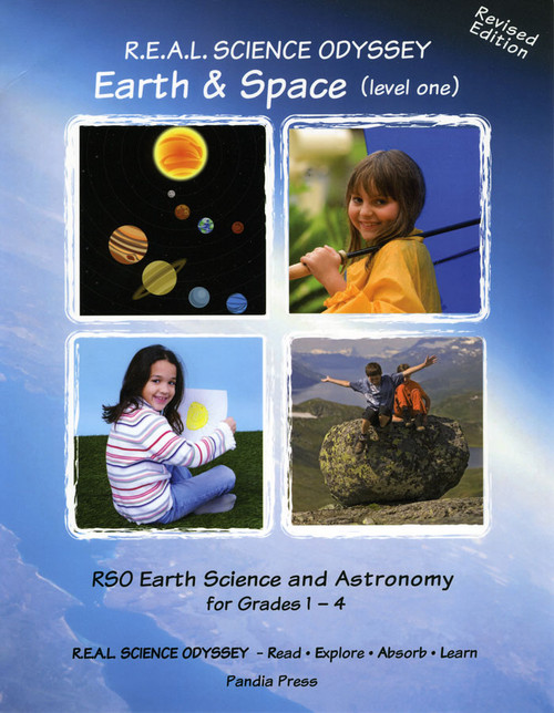 R.E.A.L. Science Odyssey Earth & Space 1 Textbook
