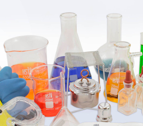 Advanced Chemistry Labware Set