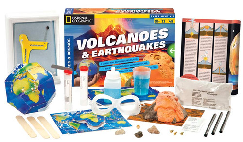 Thames & Kosmos Volcanoes & Earthquakes