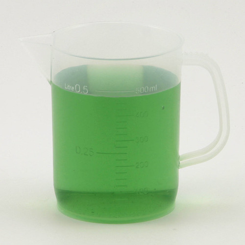 Pitcher, polypropylene, 500 ml