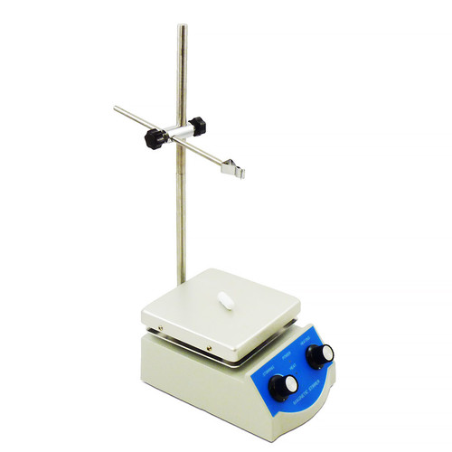 Lab Hot Plate with Magnetic Stirrer