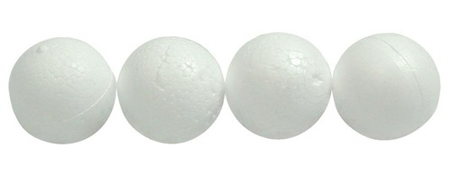 """Styrofoam balls, 1"""" diameter"""