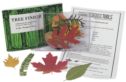 Tree & Leaf Identification Kit