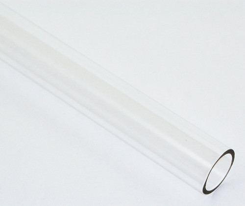 "Glass Tube, 20 mm glass, 24"" long"