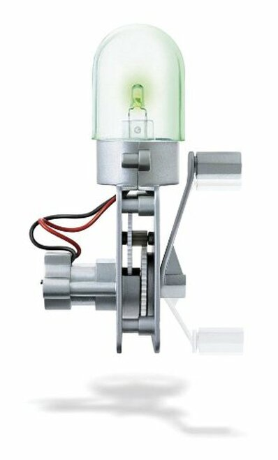 4M Green Science Dynamo Torch Kit