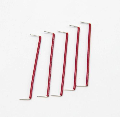 Jumper Wires, 22 gauge, 50 mm, 5 pack