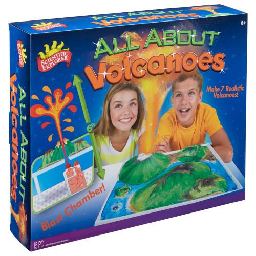 Amazing Volcanoes Kit
