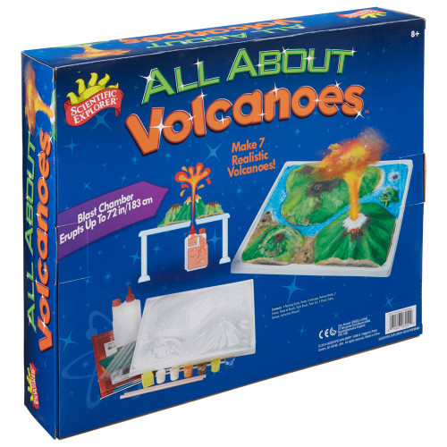Amazing Volcanoes Kit